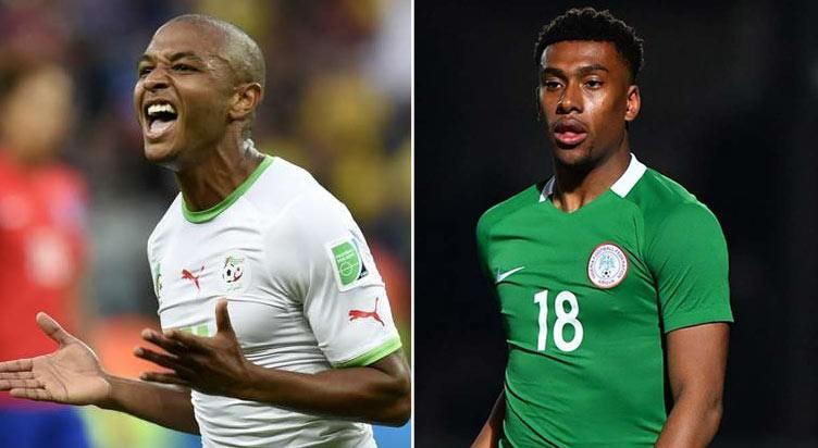 Algeria vs Nigeria