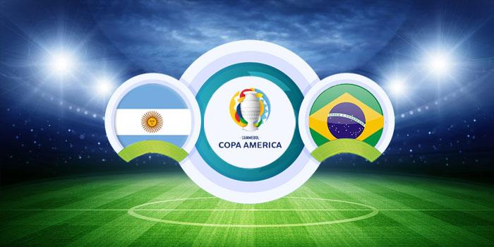 توقعات الأرجنتين ضد البرازيل - نهائي كوبا أميركا 2021