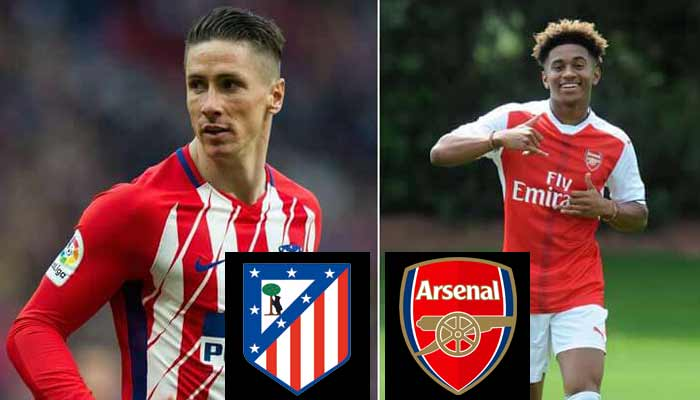 Atletico Madrid vs Arsenal Prediction 26 Jul 2018