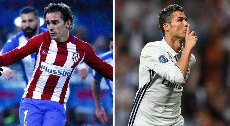 مباراة أتليتكو مدريد ضد ريال مدريد: تقييمات المباراة والتوقعات
