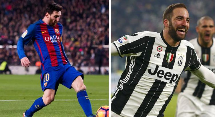 Barcelona vs Juventus Prediction, Preview & Betting Tips