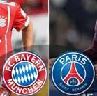 بايرن ميونيخ ضد باريس سان جرمان : كأس الأبطال الدولية (الودّية)