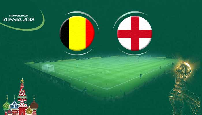 Belgium vs England Prediction 14 Jul 2018
