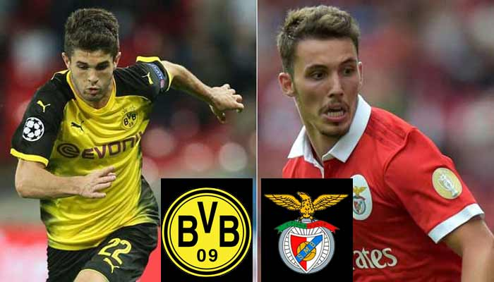 Borussia Dortmund vs Benfica Prediction 26 Jul 2018