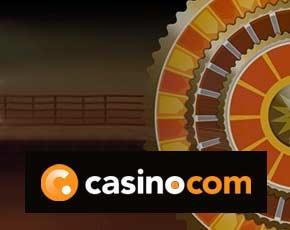 20 لفة مجانية على Casino.com