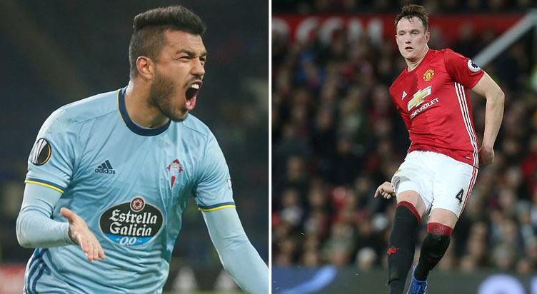 توقعات وعرض أوليٌ لمباراة سيلتا فيغو ضد مانشيستر يونايتد اتحادجمعياتكرة القدمالأوروبية لنصف نهائي الدوري الأوروبي