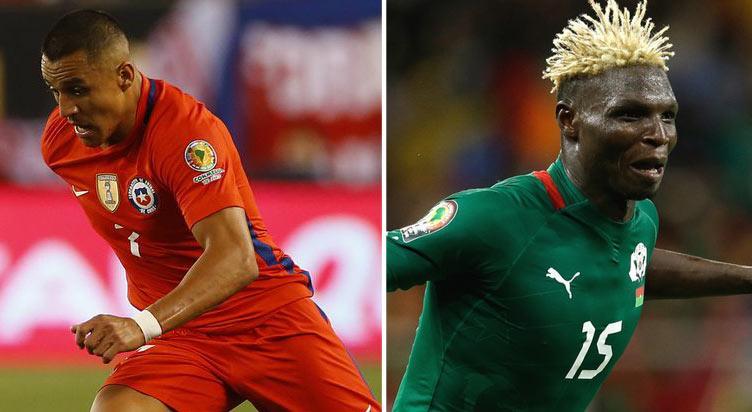 توقعات مباراة مُنتخبي تشيلي ضد بوركينا فاسو وعرضٌ أوليٌ وتعليمات الرهان