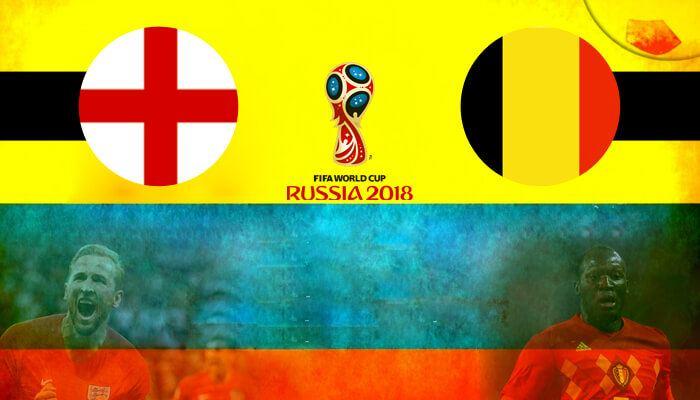 توقعات إنكلترا مقابل بلجيكا المجموعة G من كاس العالم لكره القدم 2018