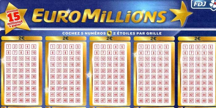 EuroMillions Lottery Superdraw