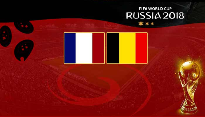 France vs Belgium Prediction 10 Jul 2018
