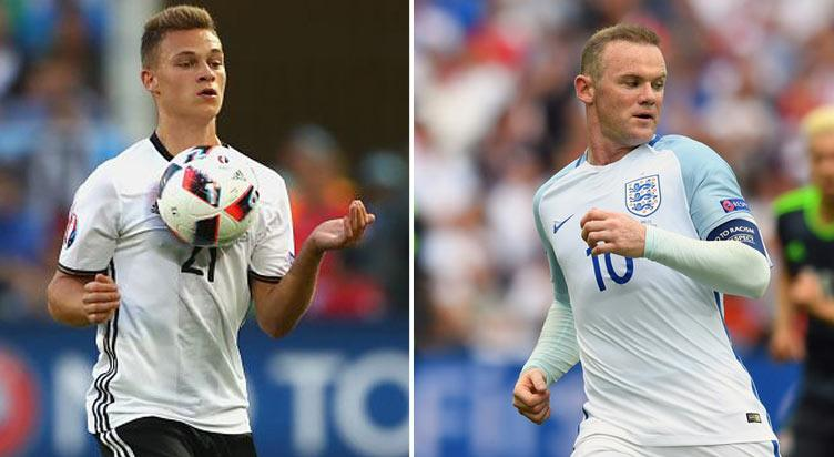 تقدير الرهان على مباراة ألمانيا ضد إنجلترا