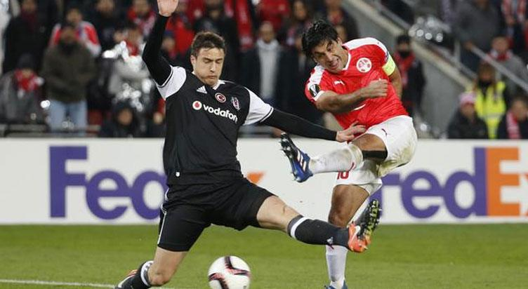 Besiktas vs Hapoel Beer Sheva Prediction & betting tips – 23 feb 2017