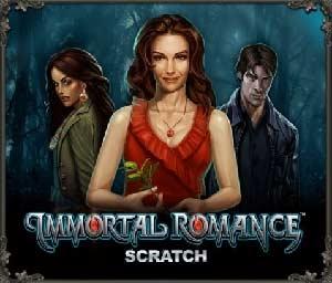 لعبة بطاقات الحك المسمّاة الرومانسية الخالدة (Immortal Romance)