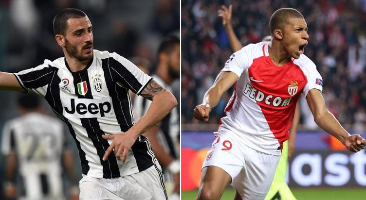 Juventus vs Monaco Prediction, Preview & Betting Tips – 09 May 2017