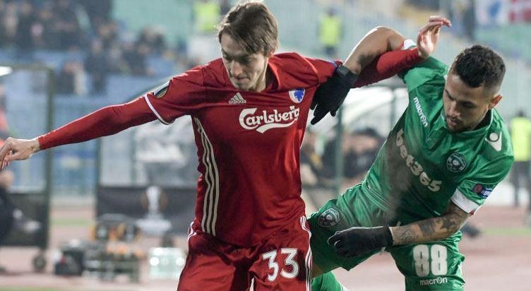 مباراة العودة في الدور الـ32 من الدوري الاوربي: كوبنهاجن ضد لودوجوريتس
