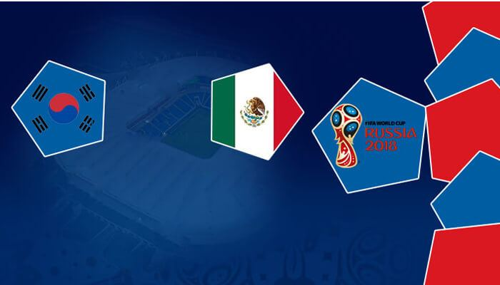 South Korea vs Mexico Prediction 23 Jun 2018