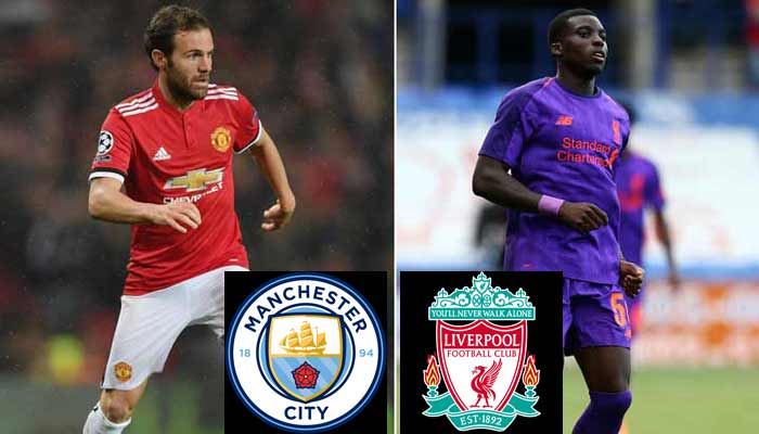 Manchester City vs Liverpool Prediction 26 Jul 2018