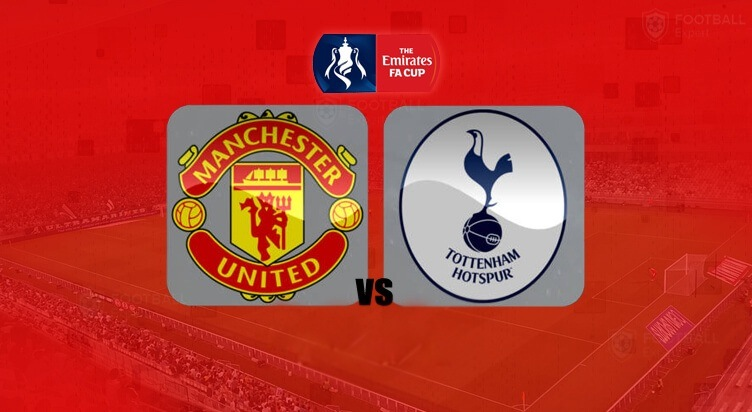 Manchester United vs Tottenham 21 Apr