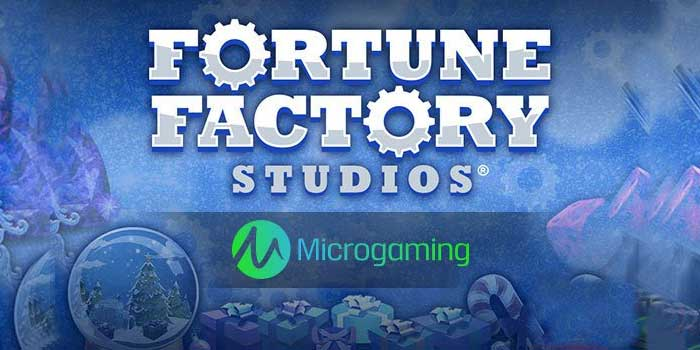 Microgaming Teams up with Fortune Factory Studios