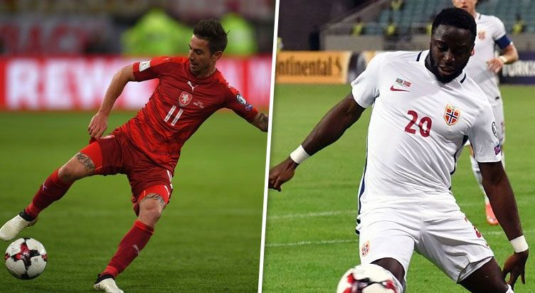 توقعات مباراة النرويج ضد جمهورية التشيك ضمن تصفيات كأس العالم لكرة القدم