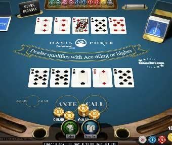 بوكر أواسيس (Oasis Poker)