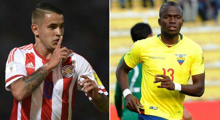 معاينة مباراة منتخب الباراغواي ضد الإكوادور، التوقعات ونصائح