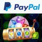 ألعاب سلوتس باي بال (PayPal)