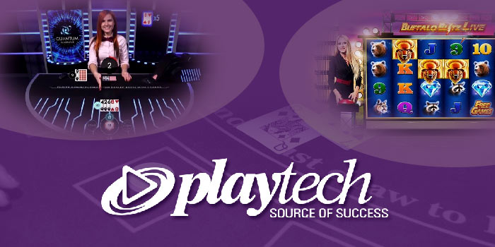 New Live Slots & Quantum Blackjack by Playtech