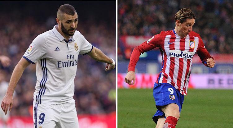 اتحادجمعياتكرة القدمالأوروبية مباراة الذهاب لنصف نهائي دوري أبطال أوروبا: ريال مدريد ضد أتليتكو مدريد