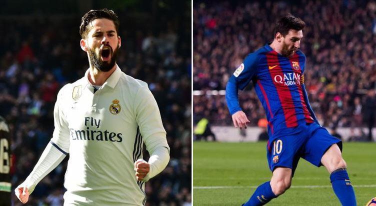 الدوري الإسباني لكرة القدم الدرجة الأولى: ريال مدريد ضد برشلونة