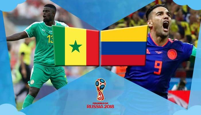 Senegal vs Colombia Prediction 28 Jun 2018