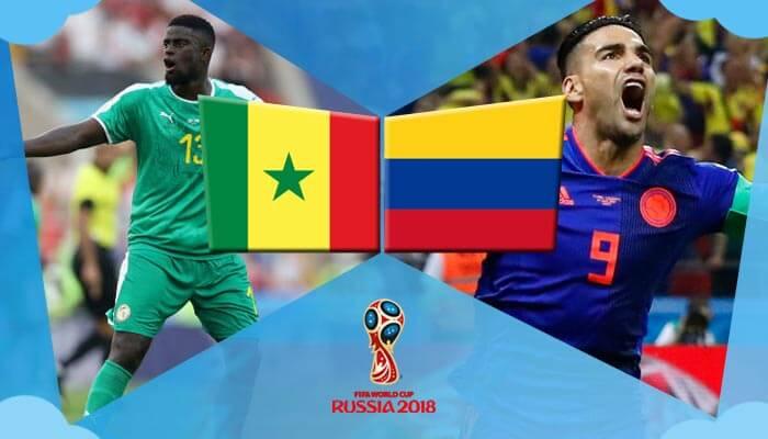 توقعات مباراة السنغال ضد كولومبيا - بطولة فيفا لكأس العالم 2018