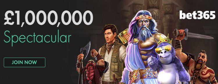 Enter the Exclusive £1,000,000 Giveaway at Bet365 Casino