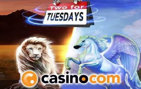 نظرة عامة إلى عرض ثلاثاء الطاولة من Casino.com
