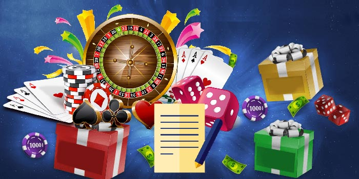 Online casinos Bonus Terms & Conditions