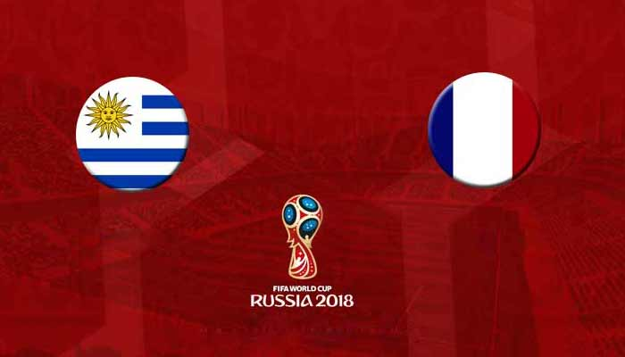 Uruguay vs France Prediction 6 July 2018