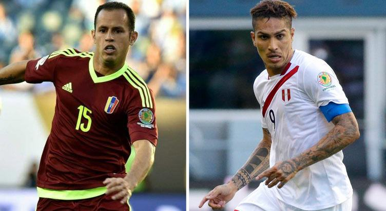 Venezuela vs Peru Prediction and Betting Tips – 23 March 2017