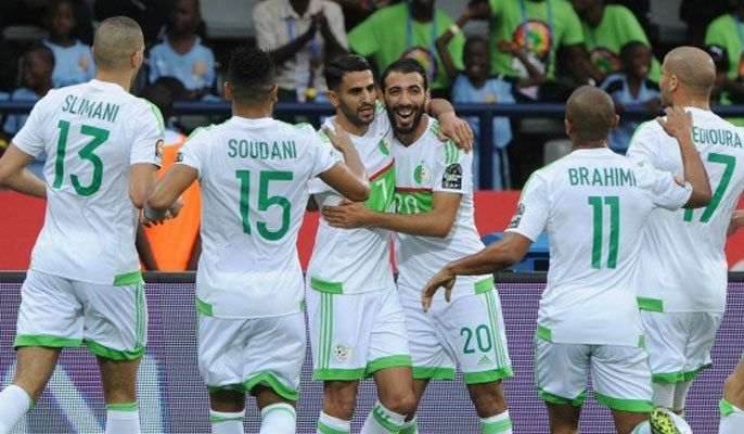 Algeria vs Tunisia Preview, Prediction and Betting  Tips