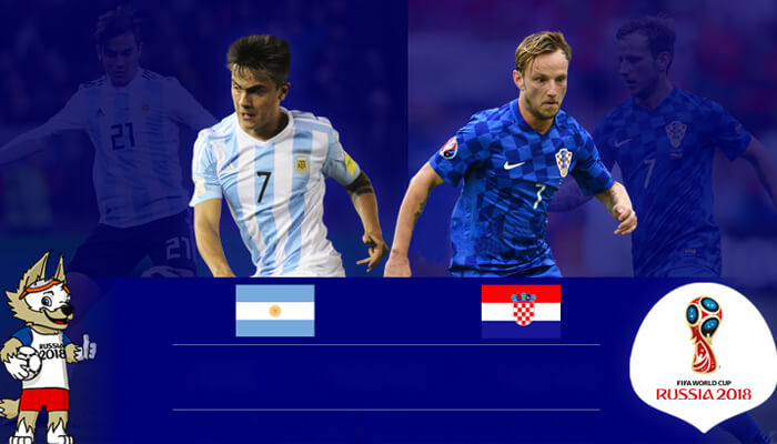 Argentina vs Croatia Prediction 21 Jun 2018