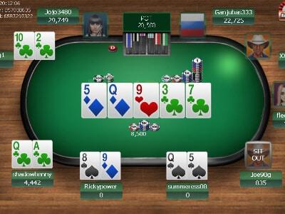 مراجعة بوكر بيت 365 (Bet365 Poker)