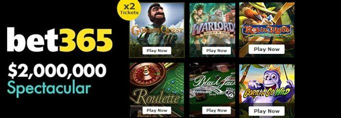 Get Rich this Christmas with Bet365 Casino's $2,000,000 Spectacular Promotion