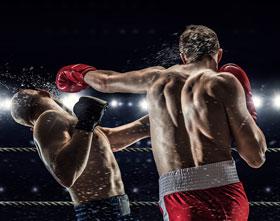 المراهنة على الملاكمة
