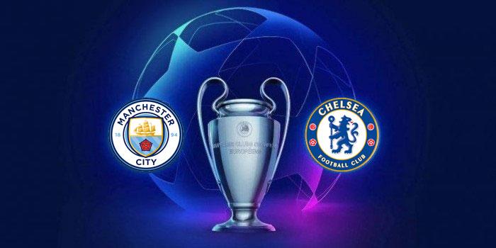 Manchester City vs Chelsea Final
