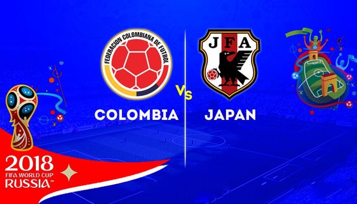 كولومبيا مقابل اليابان التنبؤ للمجموعة H مباراة كاس العالم لكره القدم 2018