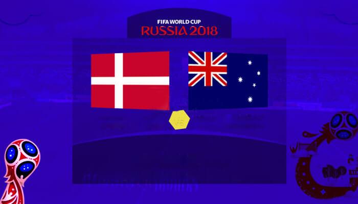 الدنمارك مقابل أستراليا التنبؤ للمجموعة جيم مباراة كاس العالم لكره القدم 2018