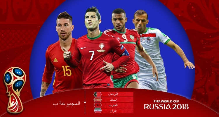 FIFA World Cup 2018 Group B Predictions