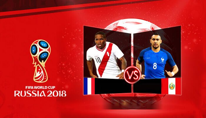 France vs Peru Prediction 21 Jun 2018