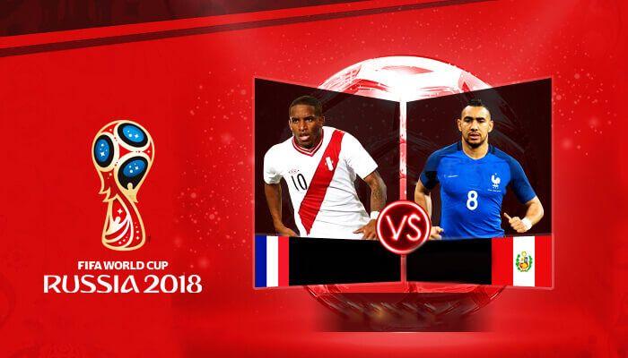 فرنسا ضد بيرو التنبؤ للمجموعة جيم مباراة كاس العالم لكره القدم 2018