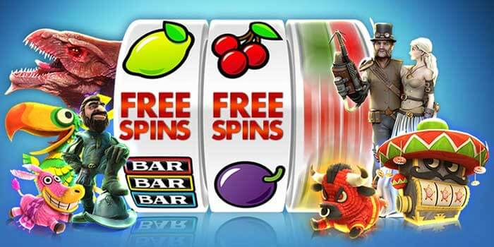 Multiple Free Spin Offers