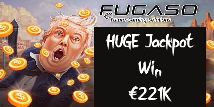 Fugaso Sotware Two Jackpots